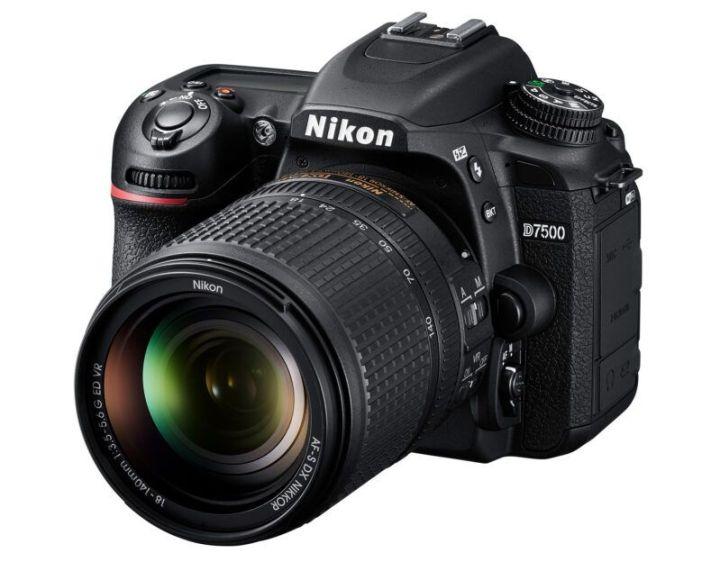 nikon d7500 details