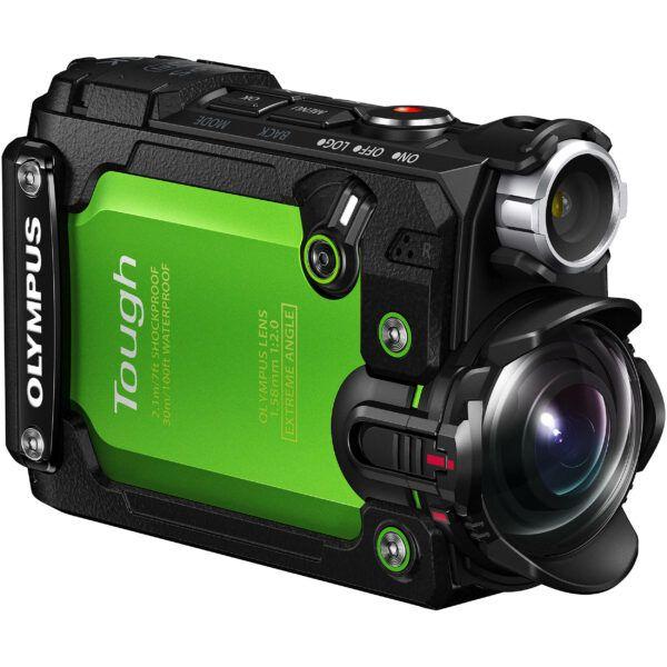 Olympus Tough TG-Tracker camera view