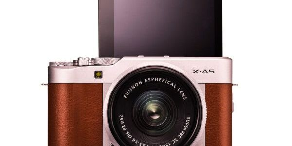 Fujifilm X-A5 product overview