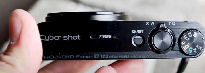 Sony DSCWX350 Camera