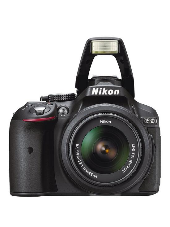Nikon D5300 flash