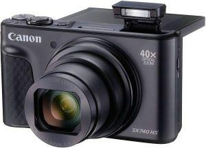 Canon SX740 HS flash