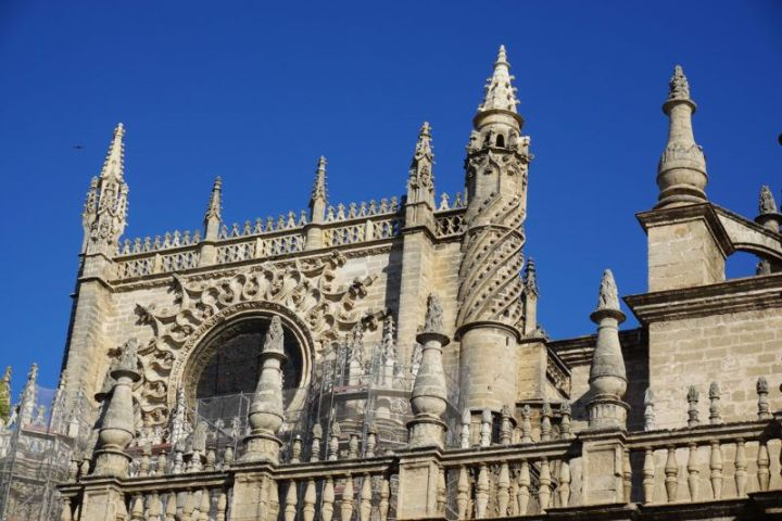 Seville Cathedral details