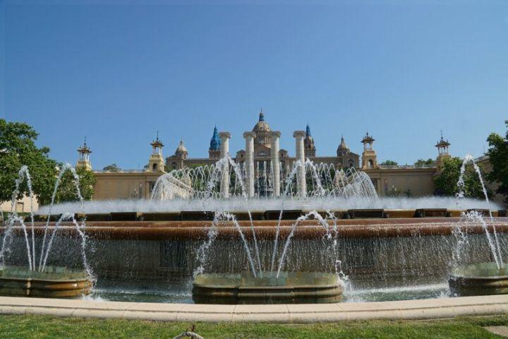 Montjuic Palace Barcelona