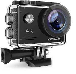 Campark X5 4K 20MP action camera