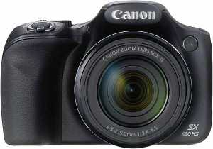 Canon SX530 HS Zooming Feature