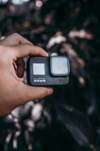 Handheld gopro camera