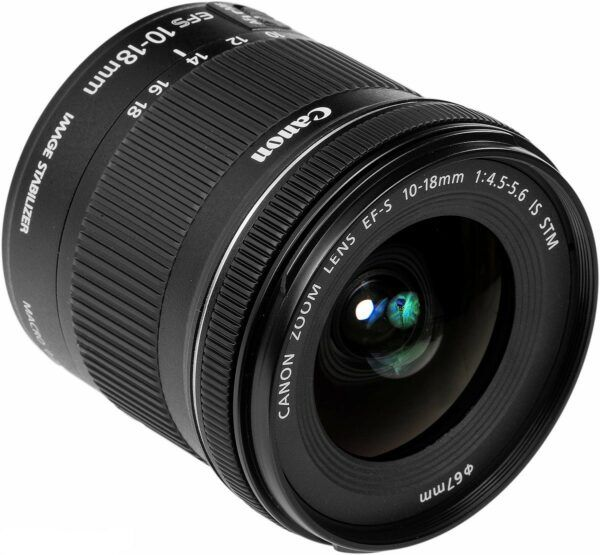 canon 10 18 mm overview
