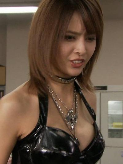 加藤夏希のボンテージ姿wwwwwww
