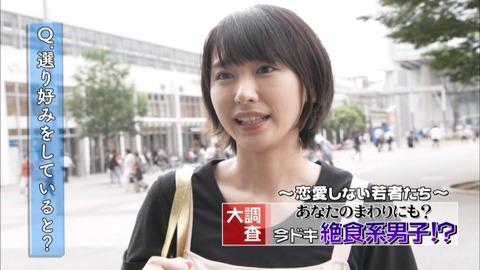 【衝撃画像】ガッキー新垣結衣そっくりの超可愛い女の子が街角インタビューを受けてる件wwwwww
