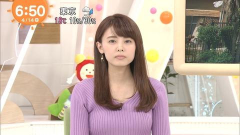 宮澤智さんの巨乳胸が凄すぎると話題wwwwwwww