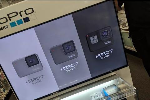 GoPro HERO7、9月20日に発表へ。手ぶれ補正が大幅進化する模様