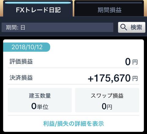【朗報】ワイ東大生、FXで今日だけで17万円稼いでしまう