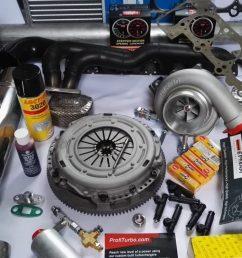 complete bmw turbo kit m50 m52 m54 engine [ 1170 x 745 Pixel ]