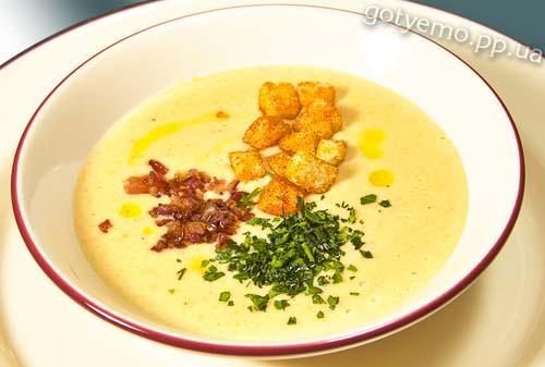 Гороховий крем-суп