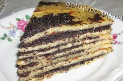 рецепт української страви з маком