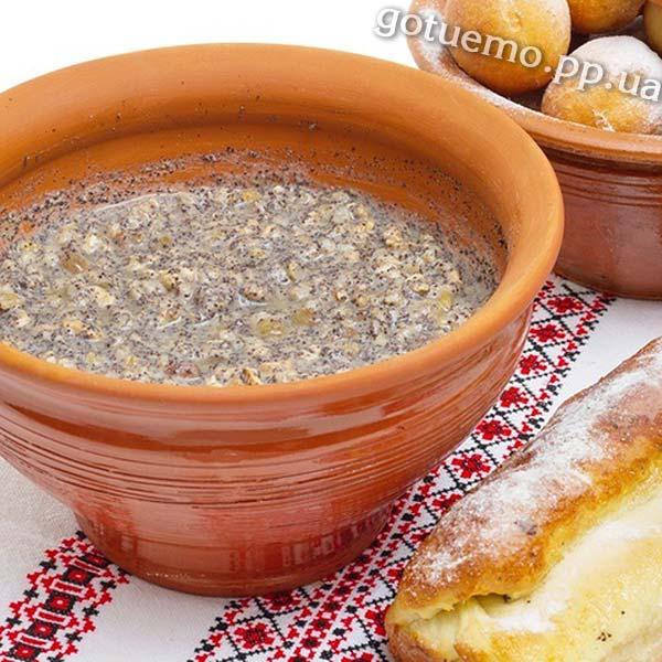 кутя рецепт українською