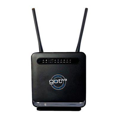 gotW3 Router Front