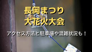 花火大会長岡