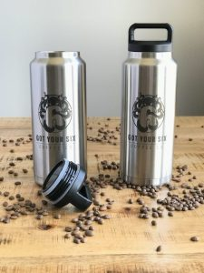 military coffee company