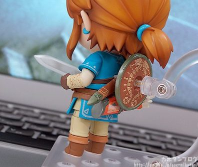 Link Nendoroid Breath of the wild 3