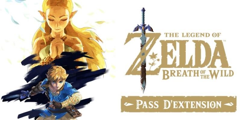 DLC Nintendo Switch The Legend Of Zelda Breath OfT he Wild