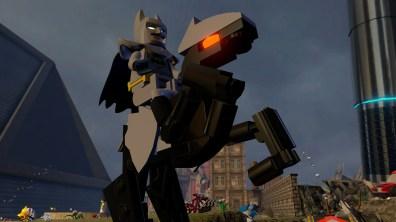 Excalibur Batman & Bionic Steed (2)