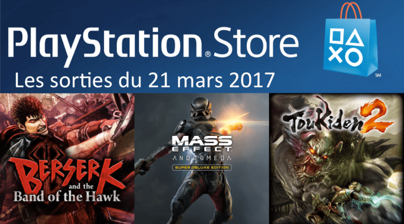 Playstation Store 21/03