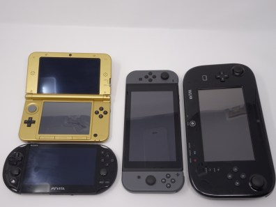 et une n'est pas de Nintendo !