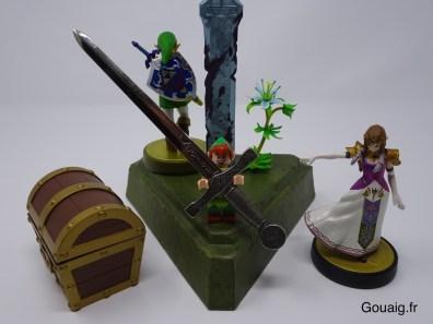 J'ai l'épée de Link !!! Ou pas en fait !