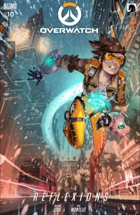 Overwatch Tome 10 - Tracer