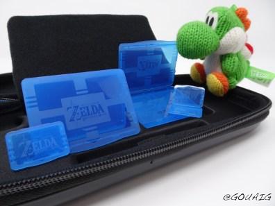 De jolies boites Zelda ...