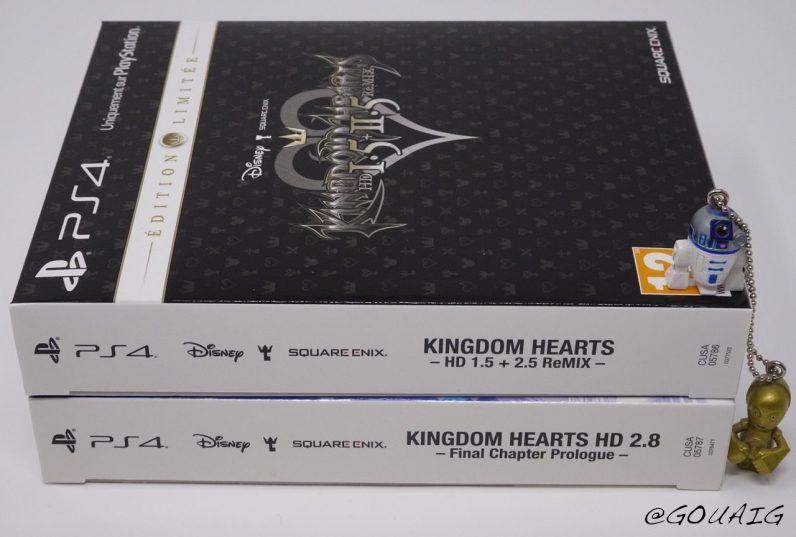 Kingdom Hearts HD 1.5 + 2.5