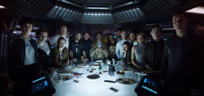 Equipage Alien Covenant