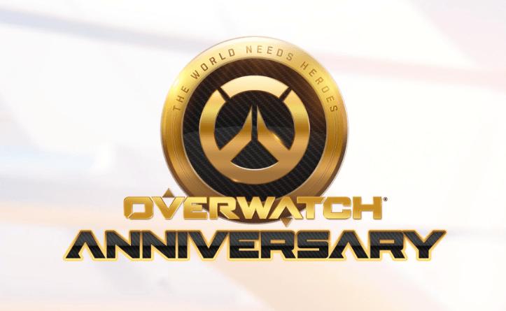Événement anniversaire d'Overwatch