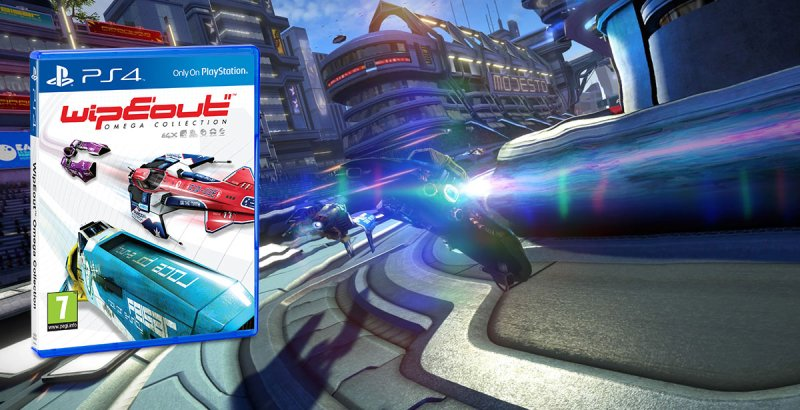 wipeout omega collection reveal