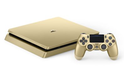 PS4 Gold Slim