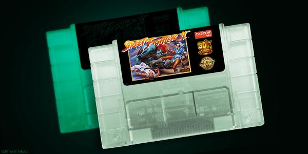 collector Street fighter II
