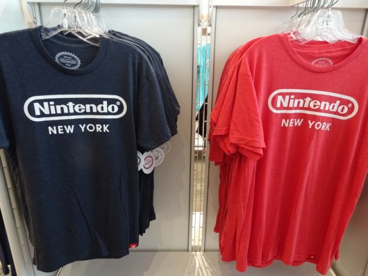 Nintendo New York