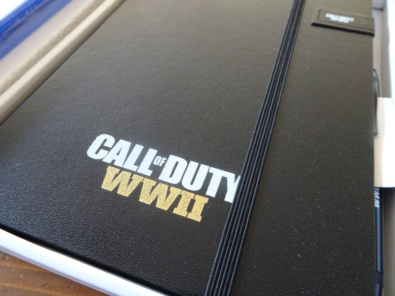 Bloc notes USB Call of duty WWII