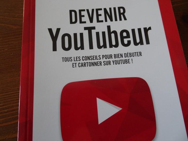 livre Devenir Youtubeur