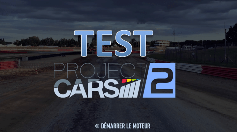 test project cars 2