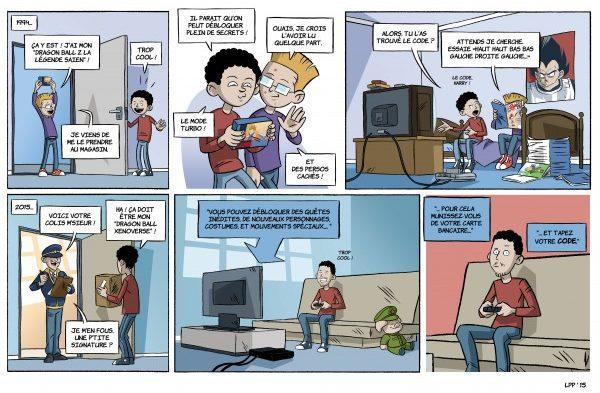BD jeux vidéo