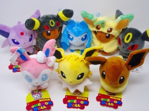 pokemon Dolls Evoli