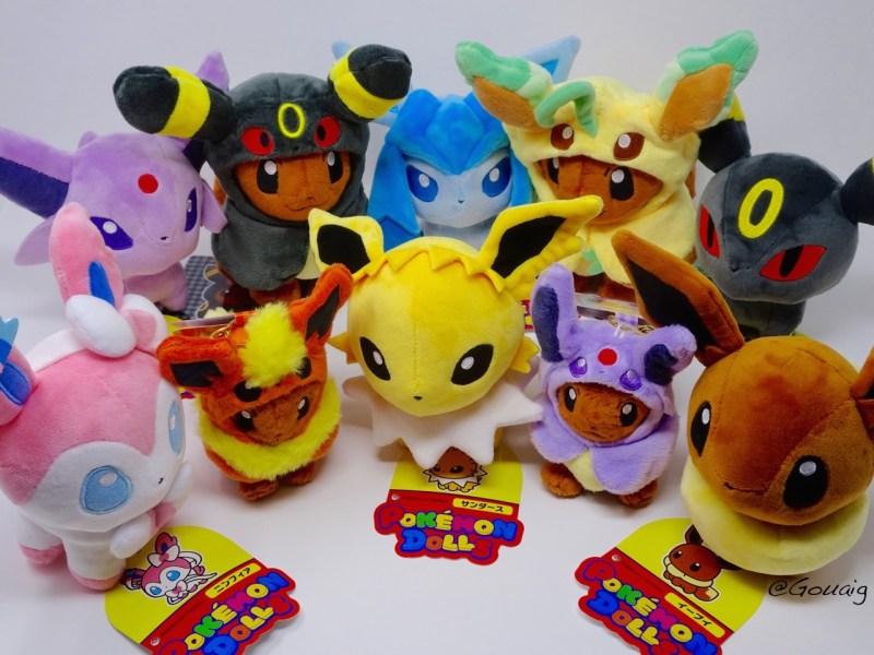 pokemon Dolls full set