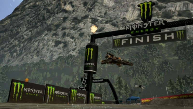 Test MXGP 3 Nintendo Switch