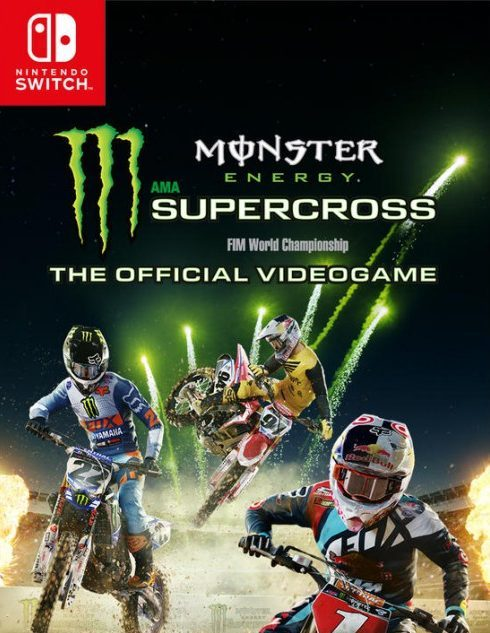 test Monster Engergy Supercross Switch