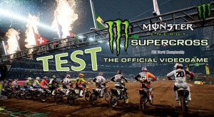 Test Monster Energy Supercross sur PS4 Gouaig