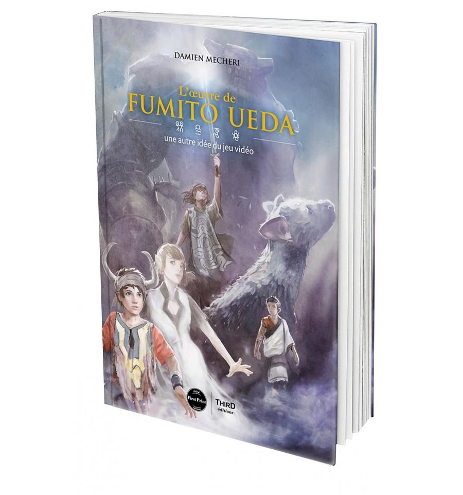 livre Fumito Ueda