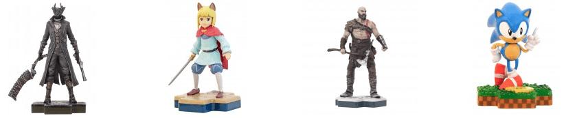 figurines playstation